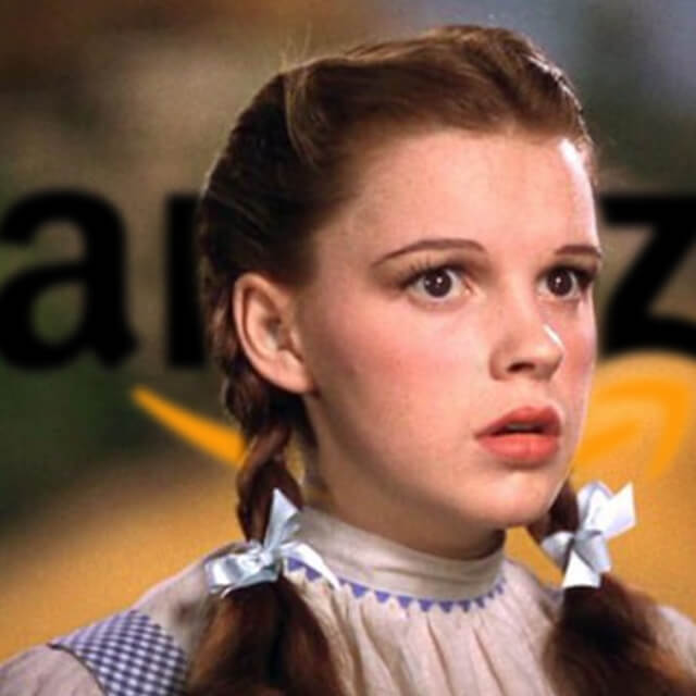 Amazon in the land of Oz