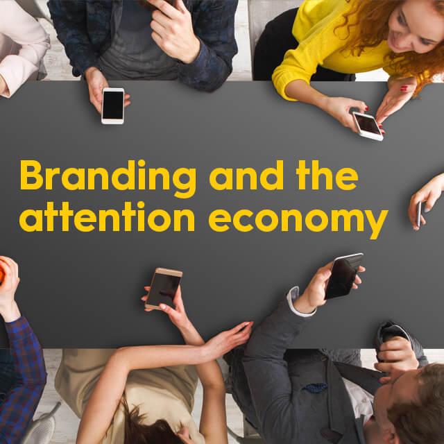 Branding Attention Loop Brands